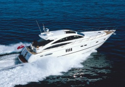 rent a Princess Yacht in Cannes