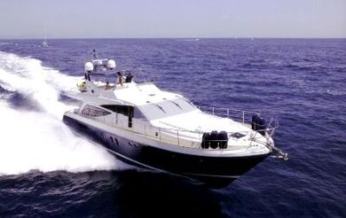 Guy Couach yacht For Charter St Tropez