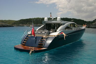 oracle yacht charter