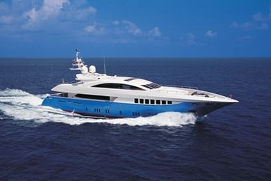 Panther yacht charter